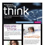 Alzheimer's Research UK - think-the ARUK newsletter