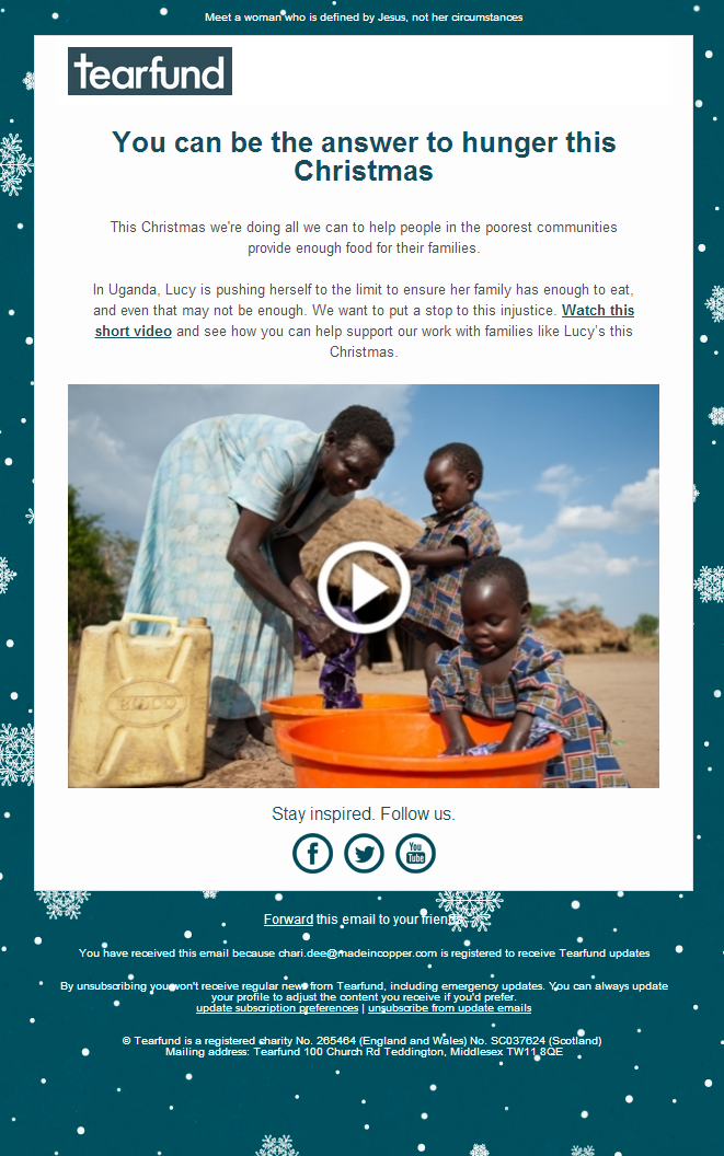 Tearfund - With love from Ugand​a​