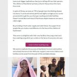 Sightsavers charity email